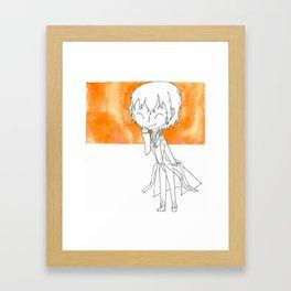 Dazai - San Framed Art Print