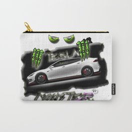 Electric Car - The Tesla Monster Carry-All Pouch