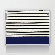 Navy x Stripes Laptop & iPad Skin