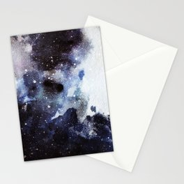 Between airplanes II Stationery Cards