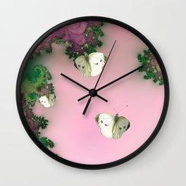 Flutters Wall Clock
