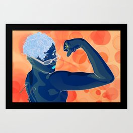 You can do it!!! Art Print