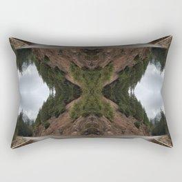 Santiam Hwy Rectangular Pillow