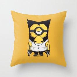 Wolvenion Throw Pillow