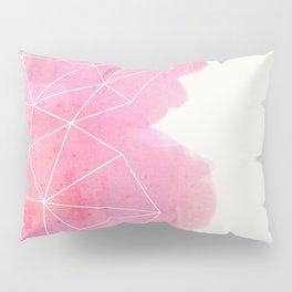 Pink Cloud Pillow Sham
