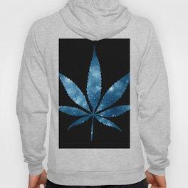 Weed : High Times blue Galaxy Hoody
