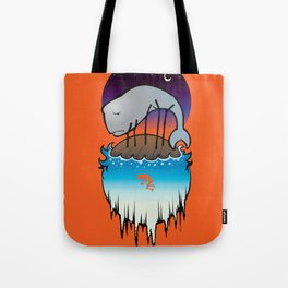 Wilson's Whale Tote Bag