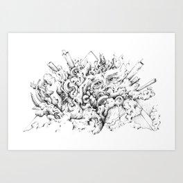 equilook Art Print