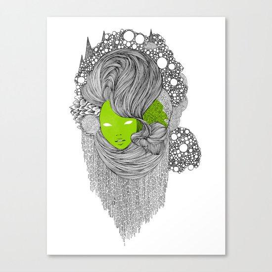 oOo Canvas Print