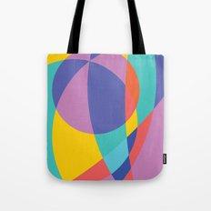 Geometric Beach Ball 2 Tote Bag