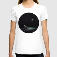 chill T-shirts featuring Space Chill by nicebleed