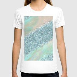 Opal unicorn rainbow T-shirt