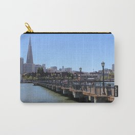 San Francisco Pier Carry-All Pouch