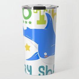 Big Brother of Baby Shark Travel Mug