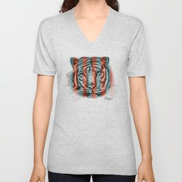 Prisoner Performer Unisex V-Neck