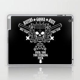 Haters Gonna Hate (Dark) Laptop & iPad Skin