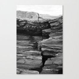 Pemaquid Rocks, Split Canvas Print