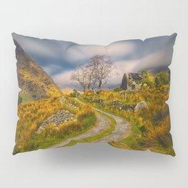 The Abandoned Farmhouse Pillow Sham
