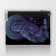 Owl Nouveau II Laptop & iPad Skin