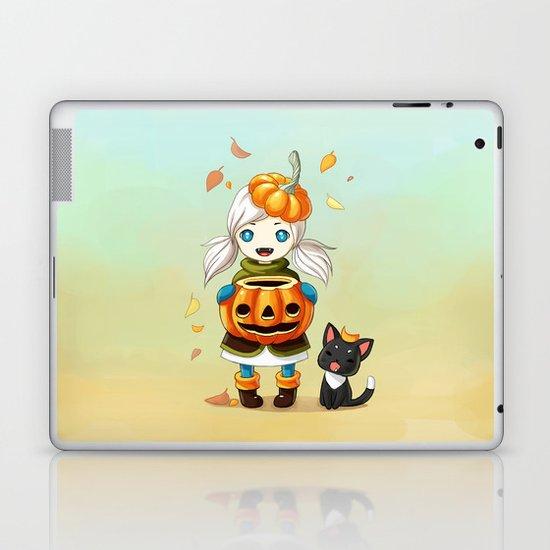 Pumpkin 2 Laptop & iPad Skin