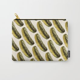 Pickle Pattern Carry-All Pouch