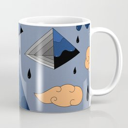 Blue Py Coffee Mug