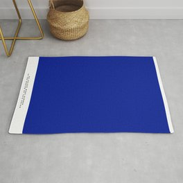 Leap Into the Void Rug