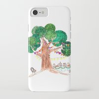 welcome iPhone & iPod Cases featuring Welcome by Sreetama Ray