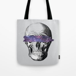 Don't Look // Anatomy x Geometry Tote Bag