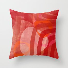 Another Geometry 11 Throw Pillow