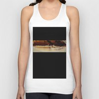 boston Tank Tops featuring Boston by Kayla Ivey