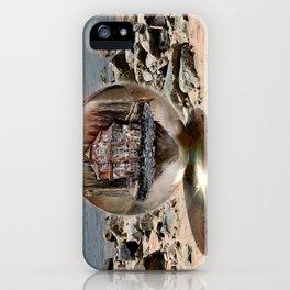 Die Strandkugel ! iPhone Case