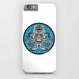 Crazy Pirate Ecopop iPhone Case