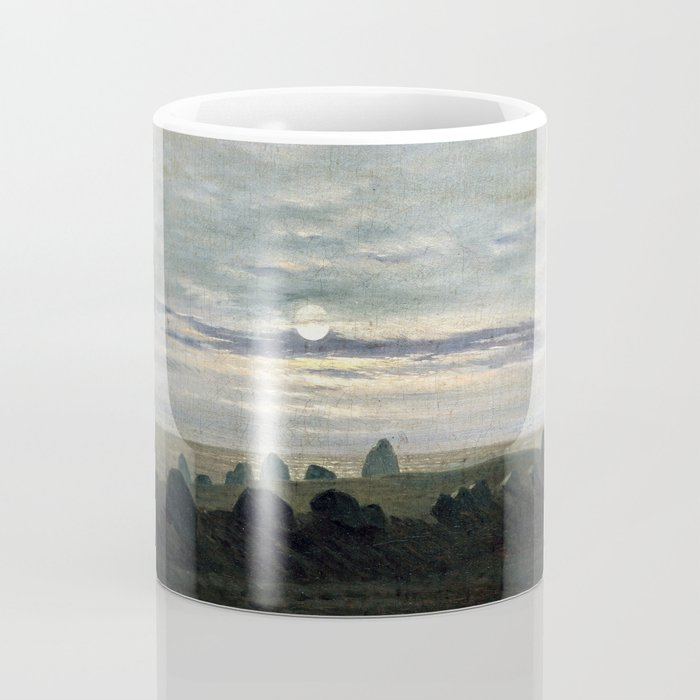Carl Gustav Carus Stone Age Mound Coffee Mug
