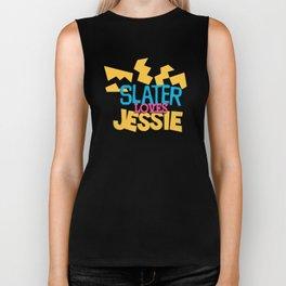 Slater Loves Jessie Biker Tank