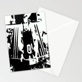 Buster Keaton Stationery Cards