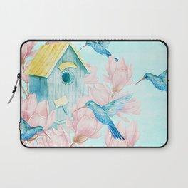 Sweet Summer (Hummingbird Paradise) Laptop Sleeve