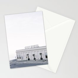 Calm Morning at the San Francisco Cliff House Stationery Cards