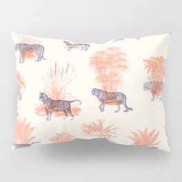 Where they Belong - Tigers Pillow Sham