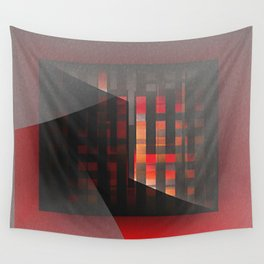 Color wrap Wall Tapestry