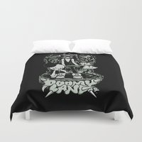 jojo Duvet Covers featuring Doomyland by Doomyland