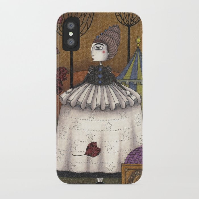 A Day in Autumn iPhone Case