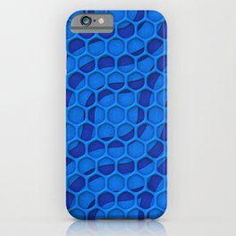 Pattern Over Pattern iPhone Case