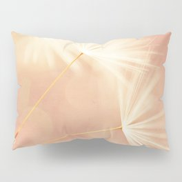 Dandelion Seeds Photo. My Wish For You Pillow Sham