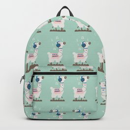 Cool llamas Backpack