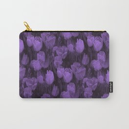 Loving Lavender.. Carry-All Pouch