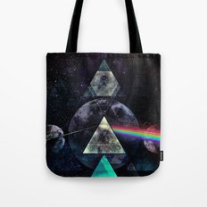 LYYT SYYD ºF TH' MYYN Tote Bag