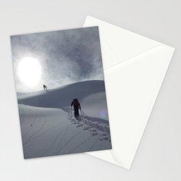 Alaska Denali Backcountry Ops Stationery Cards