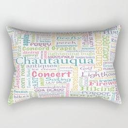 Chautauqua Summer Dream Rectangular Pillow