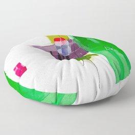 Commanding Fortunes Floor Pillow